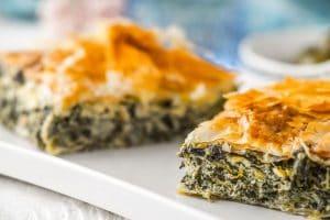 Spanakopita Greek Pie